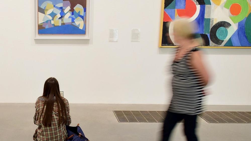 Глобалните продажби на изкуство са спаднали през 2020 г. с 22%